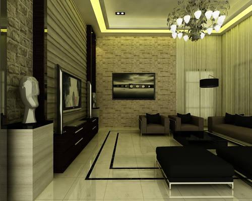Semi-Classic Living room