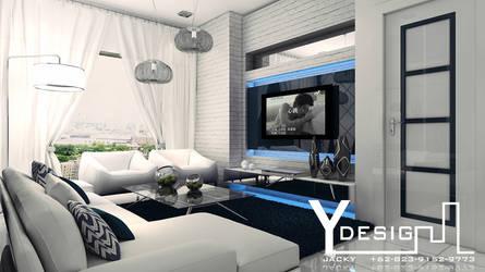 Remake of my old livingroom design