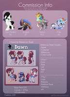 Commission Info (CLOSED) by DrawnTilDawn