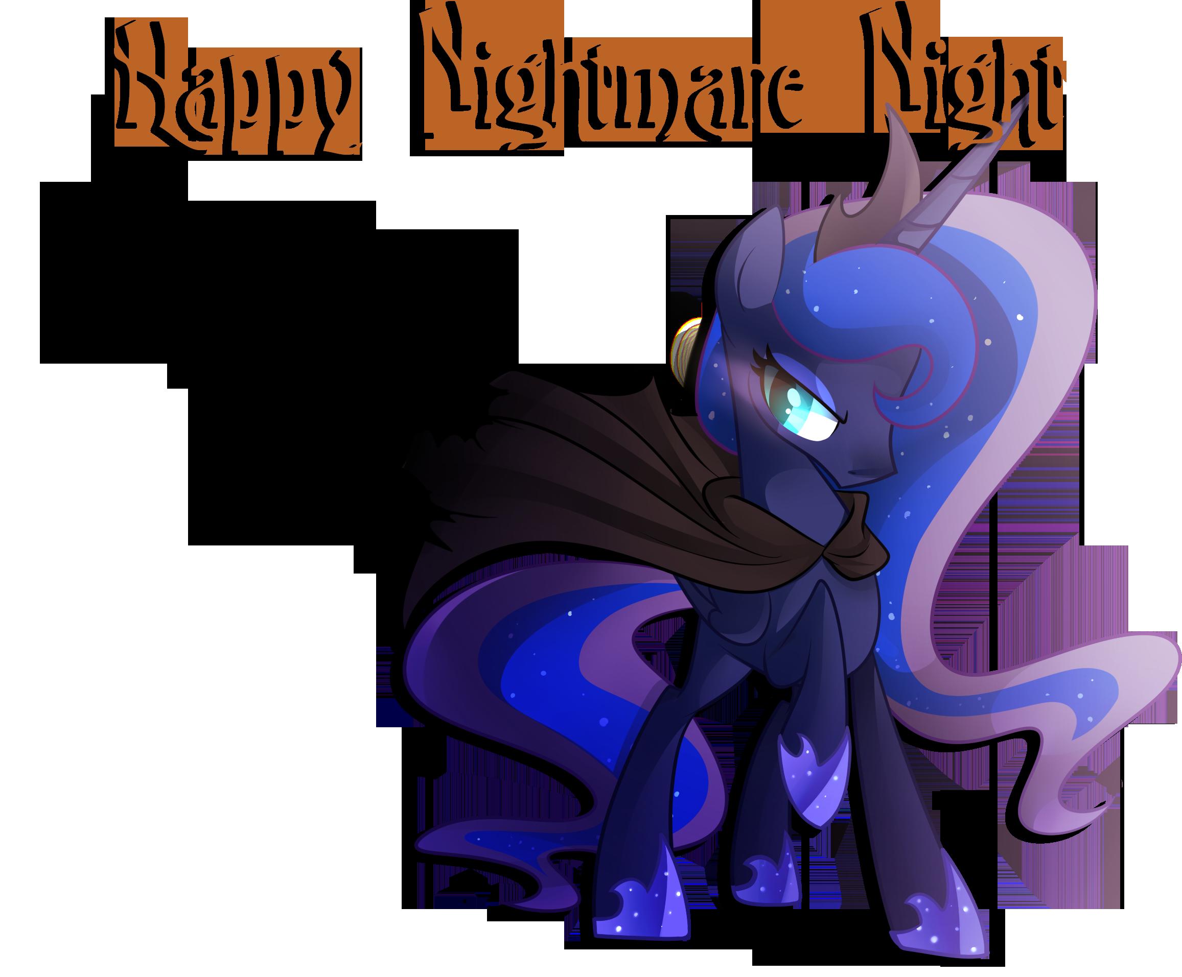 Happy Nightmare Night