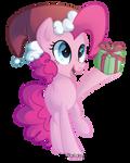 Festive Pinkie