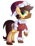 Festive Science Pony