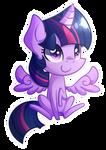 Chibi Twilight Sparkle