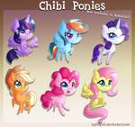 Chibi- Mane 6