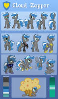 Cloud Zapper Reference Sheet