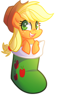 Applejack Stocking