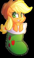 Applejack Stocking