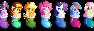 Pony Stockings