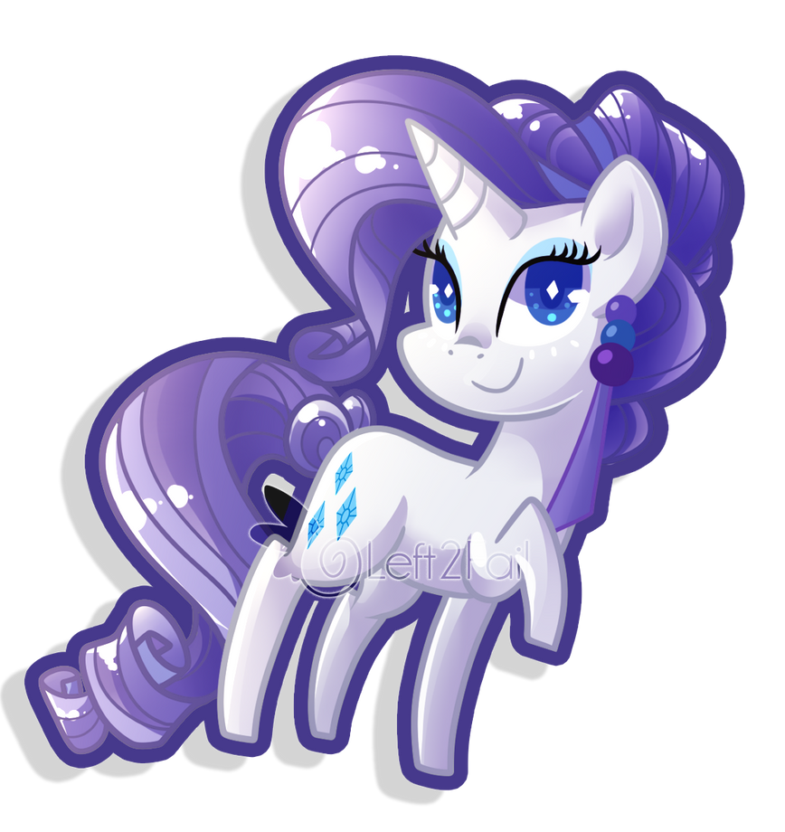 Chibi Crystal Rarity by Left2Fail on DeviantArt