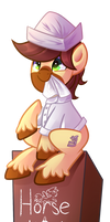 Teacher Calpony