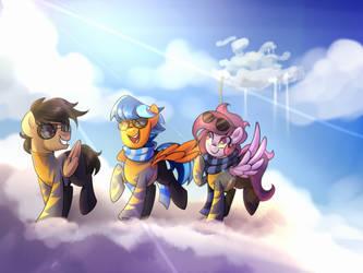 Comm: Equestria's Fastest by DrawnTilDawn