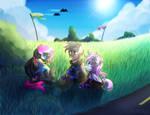 Comm: Pegasus Friends