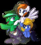 Comm: Pony Pile