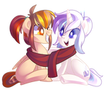 Comm: Scarf Sisters