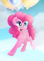 Pinkie Pie by DrawnTilDawn