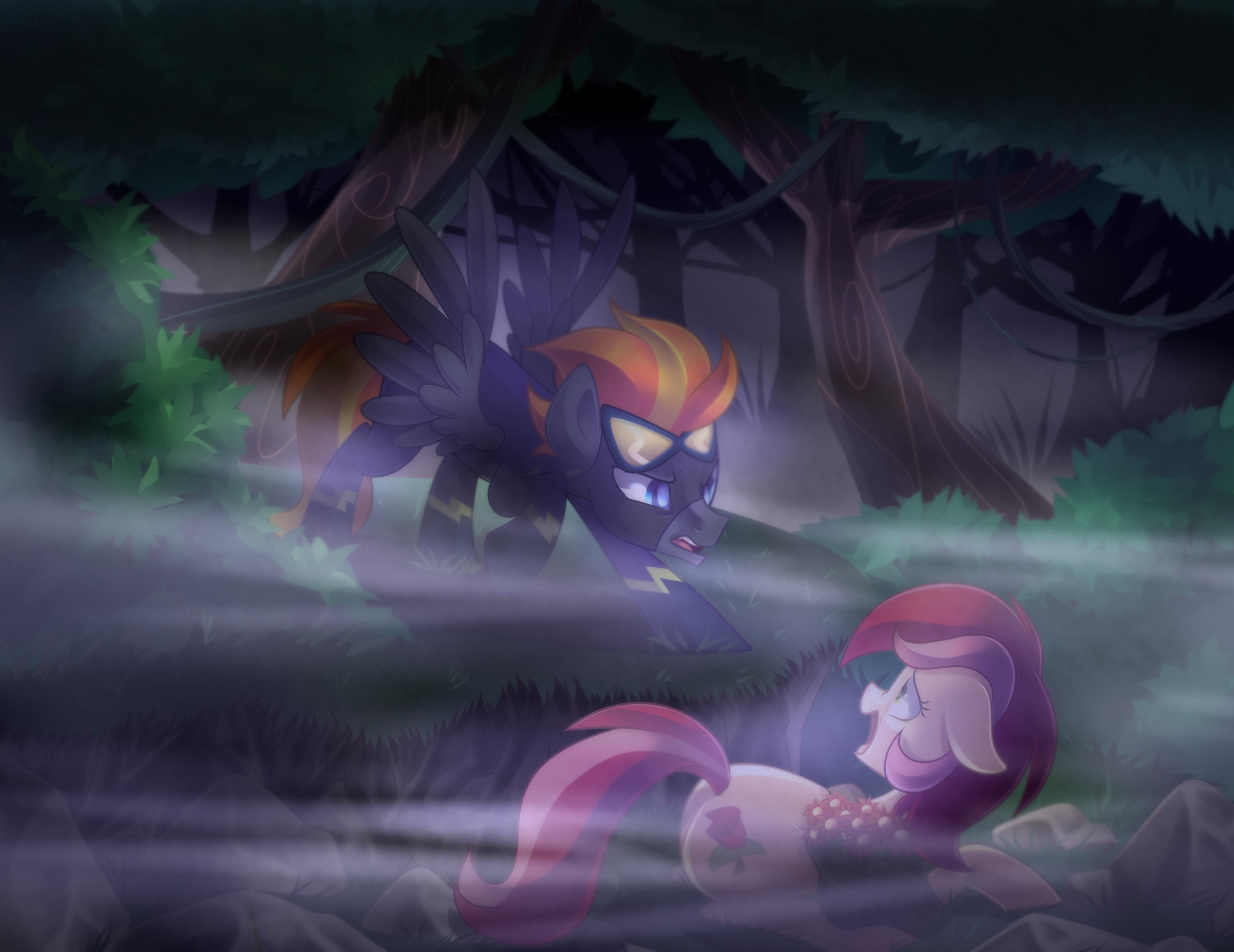 Comm: Shadowbolt Encounter