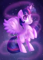 Twilight Sparkle by DrawnTilDawn