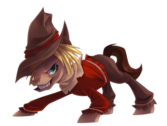 Comm: Rottali Scarecrow
