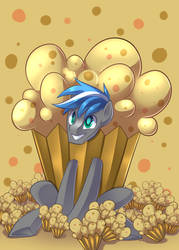 Comm: Muffins! by DrawnTilDawn