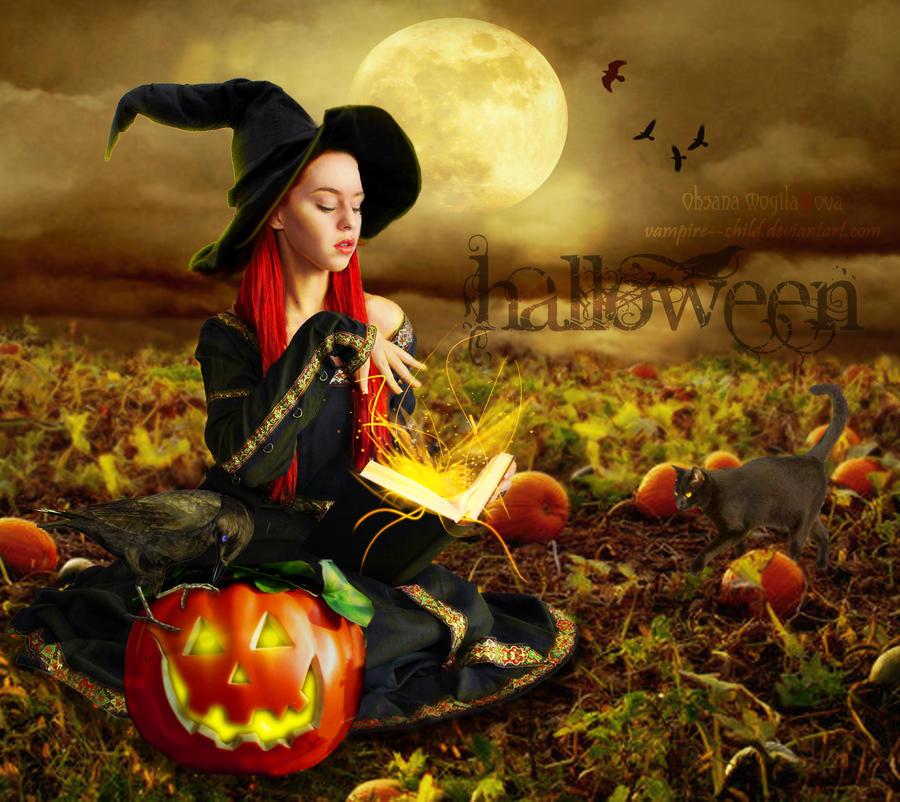 happy halloween by vampire child on deviantart. Black Bedroom Furniture Sets. Home Design Ideas