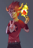 Tom by GemFeathers