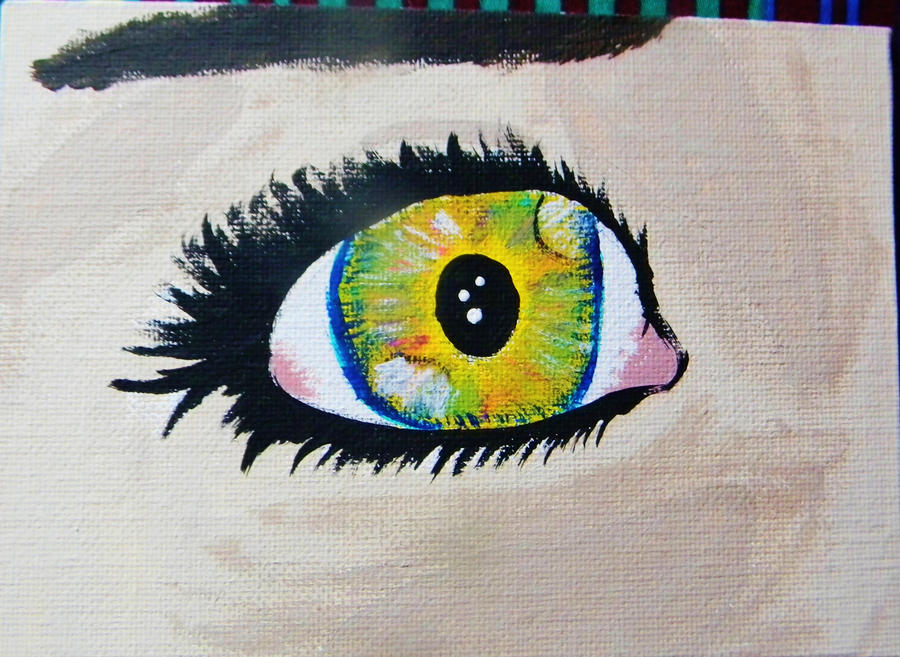 Eye by Catemma7