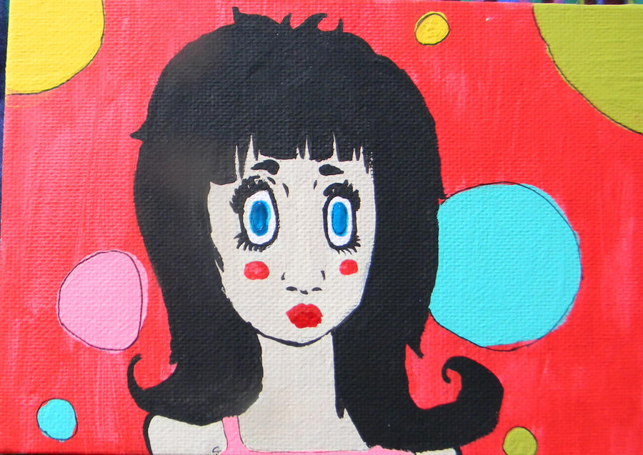 Bubble Girl by Catemma7