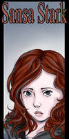 Sansa Stark Bookmark