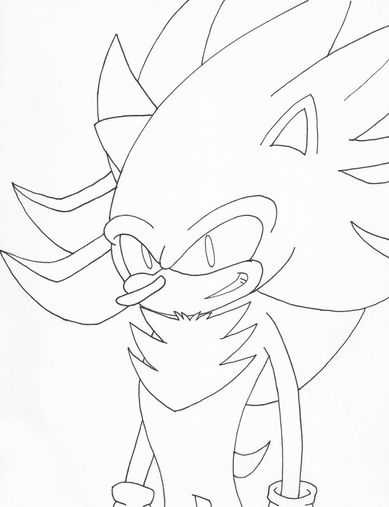 hyper shadic coloring pages-#5