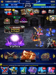 FFBE screenshot: FFIX Event - Something to Protect