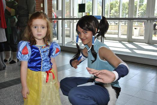 Snow White and Korra