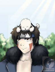 Naruto: Kiba and Akamaru