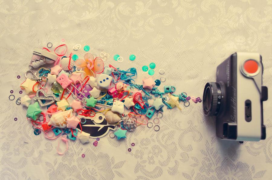 Camera Magic by SaRaH-22