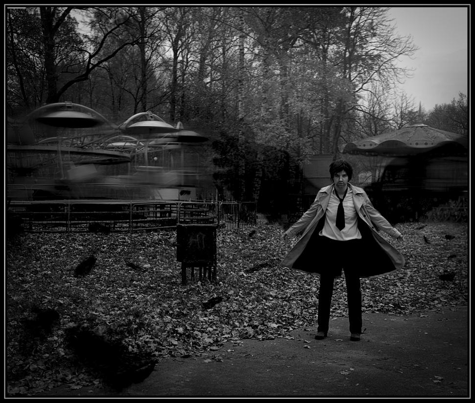 Supernatural - Castiel by WazEeE