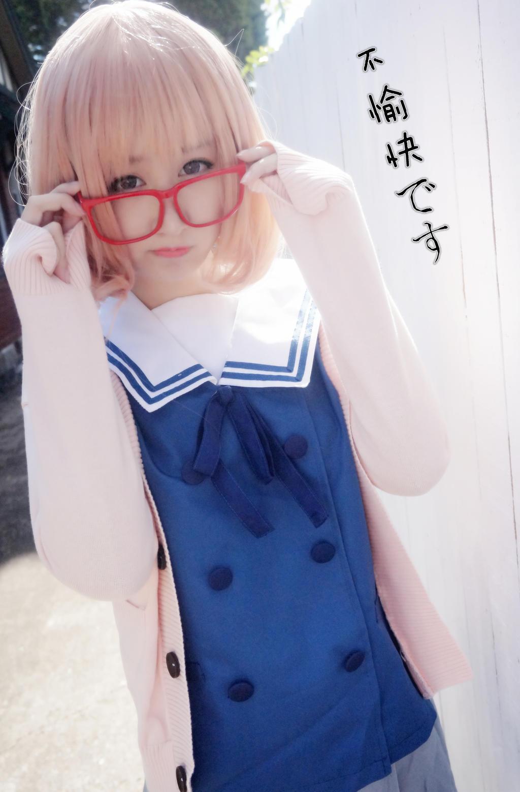 Kyoukai No Kanata - cosplay (1) by ChupiChupp on DeviantArt