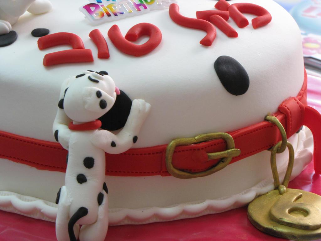 Dalmatians Cake Images
