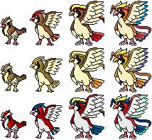 Pokemon 16-18 by dt9k