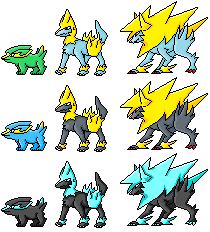 Pokemon 309-310 by dt9k