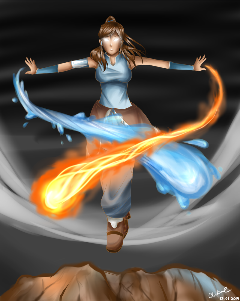 New Avatar Movie: Avatar Korra By Gardevoir1997 On DeviantArt