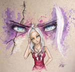 Mirajane Strauss - Fairy Tail by AdamScythe