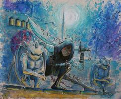 Shadow Prince by AdamScythe