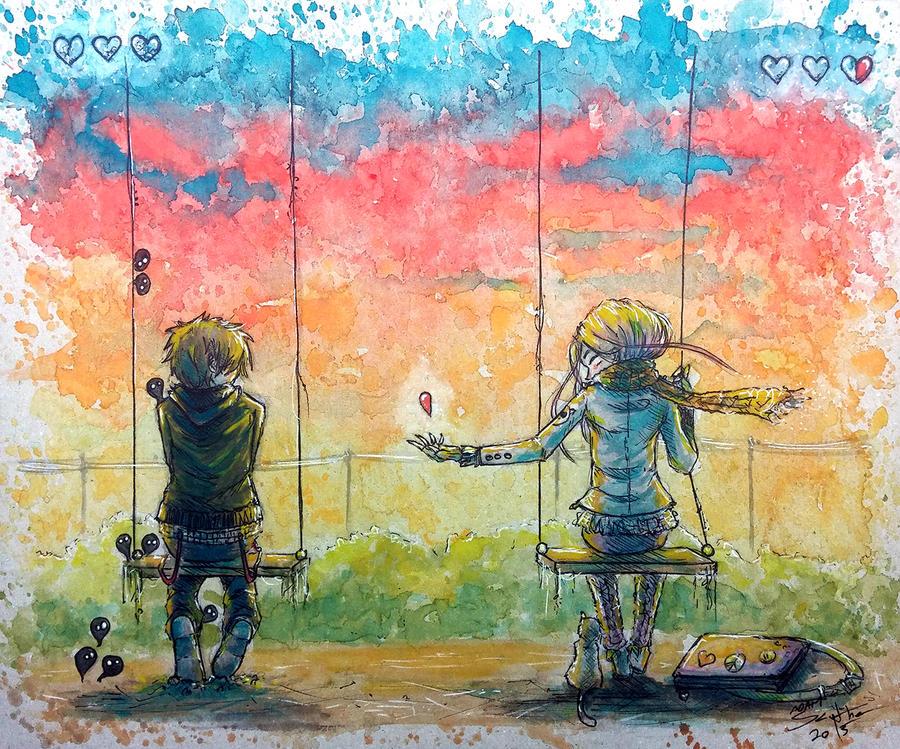 Low On Hearts by AdamScythe