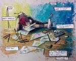 Artist's Bad Day