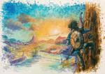 Breath of the Wild by AdamScythe