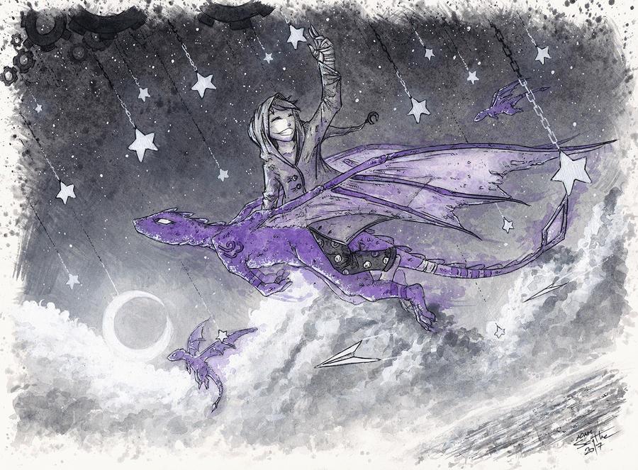 Spirits of the Sky