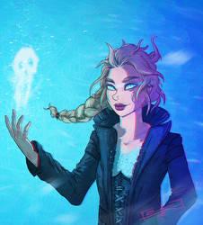 Elsa by AdamScythe