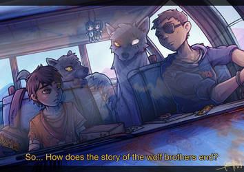 Wolves - Life is Strange 2