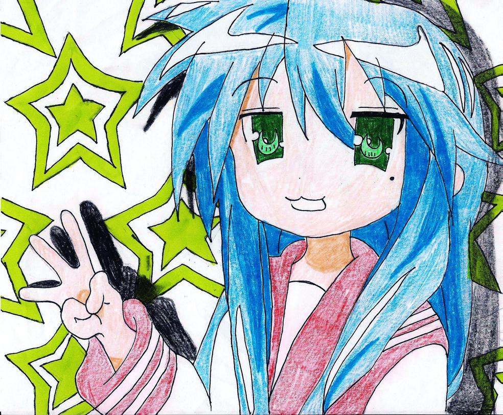 Konata Izumi by MagicalMadoka