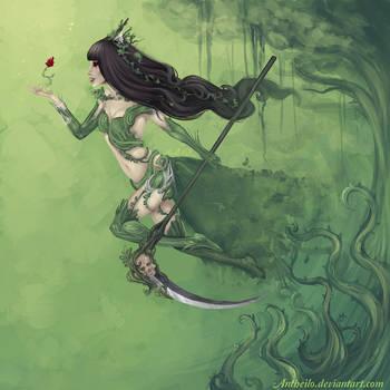 Beloved Goddess by AnTheilo