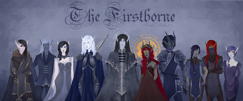 The Firstborne by AnTheilo